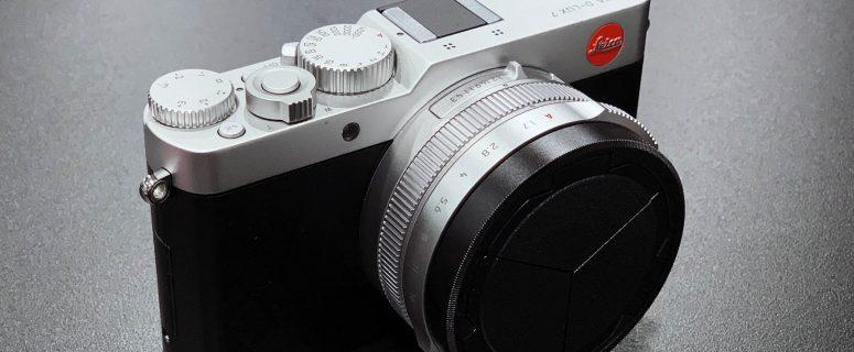 Leica D-Lux 7: Compact Camera with Elegant Design 4