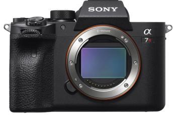 Sony A7R Mark IV Specifications: 61 MP Full-frame Sensor 2