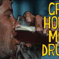 Great Horror Movie Drunks!