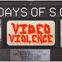 VIDEO VIOLENCE - 13 Days of Shot on Video! (#13)