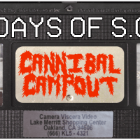 CANNIBAL CAMPOUT - 13 Days of Shot on Video! (#9)