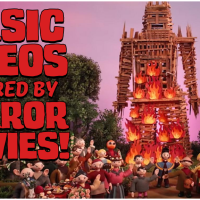 Music Videos Inspired by Horror Movies!