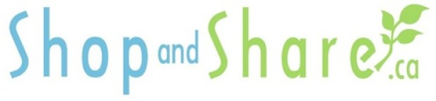 Shop and Share Logo