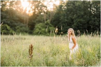 Minnesota Landscape Arboretum High School Senior Picture