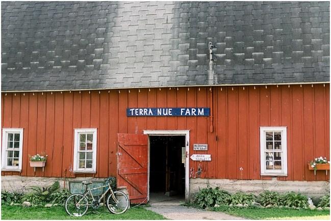 Terra Nue Farm Off beat bride non-traditional outdoor hipster wedding