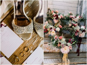 Gathered Oaks Barn Fall Wedding_0005