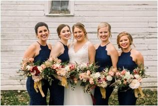 Gathered Oaks Barn Fall Wedding_0075