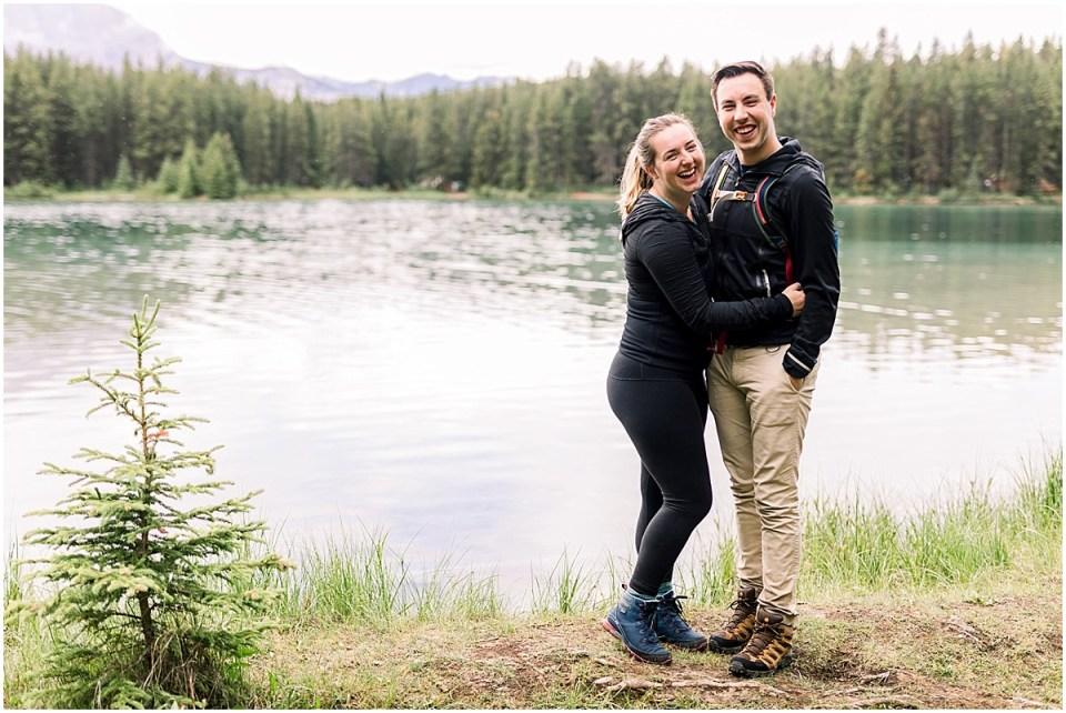 Banff National Park Destination Wedding Photographer