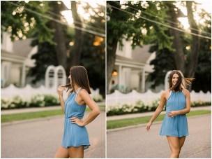 Downtown Excelsior Senior Photography Cameron & Tia