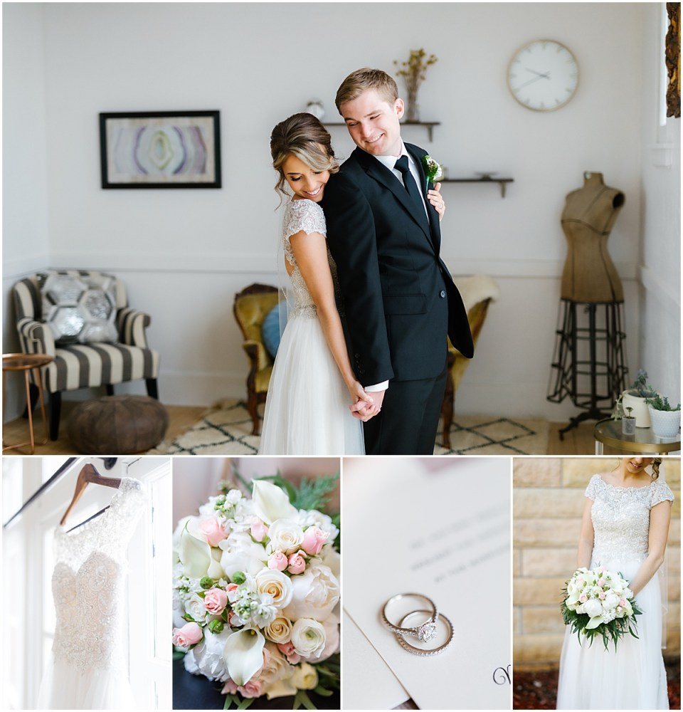 Elegant Capitol Room Wedding by Cameron and Tia Photography