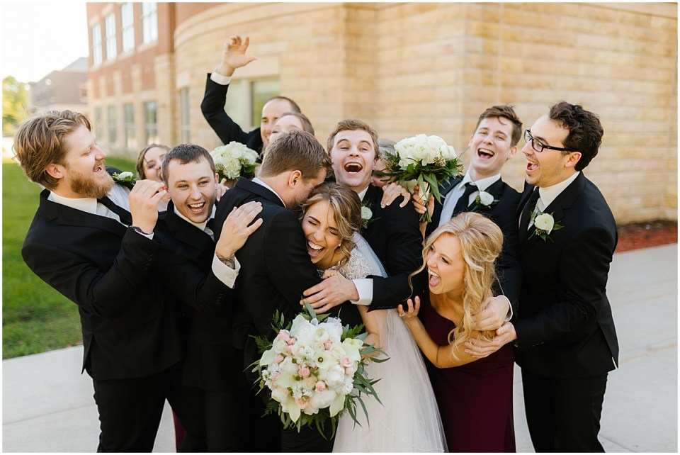Spring Capitol Room Wedding