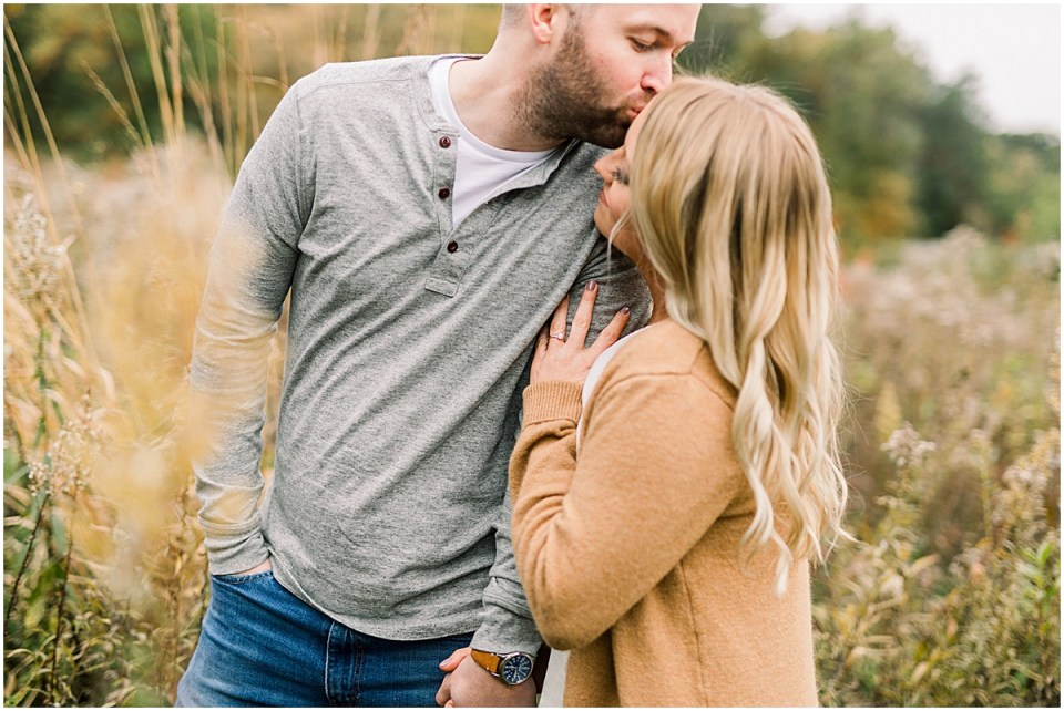 Lebanon Hills Regional Park Engagement Session by Cameron and Tia