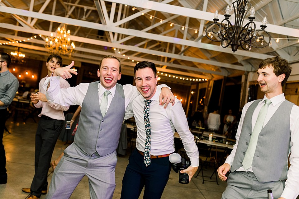 Wedding Photographers that have fun