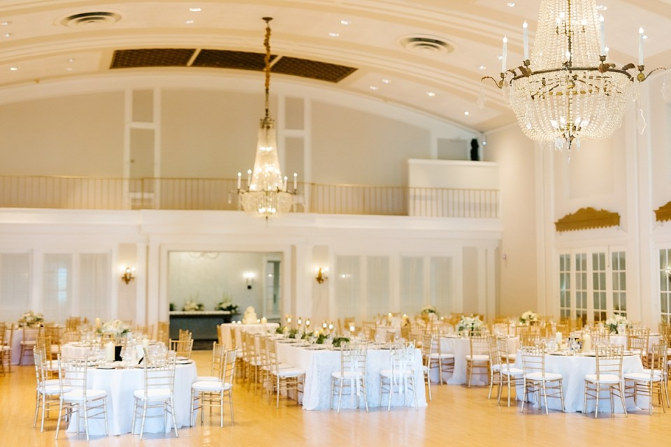 Lafayette Club Reception Photograph of Wedding
