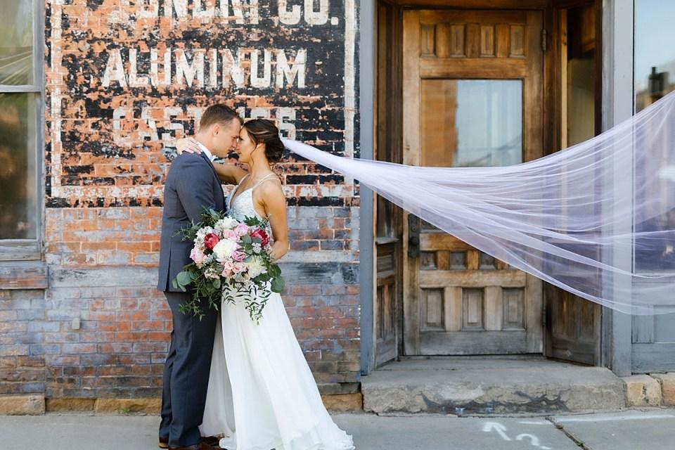 Aria Wedding stunning veil
