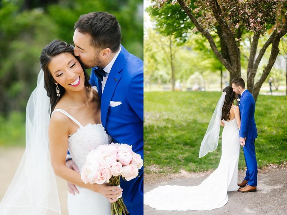 Minneapolis Event Centers Riverside Wedding