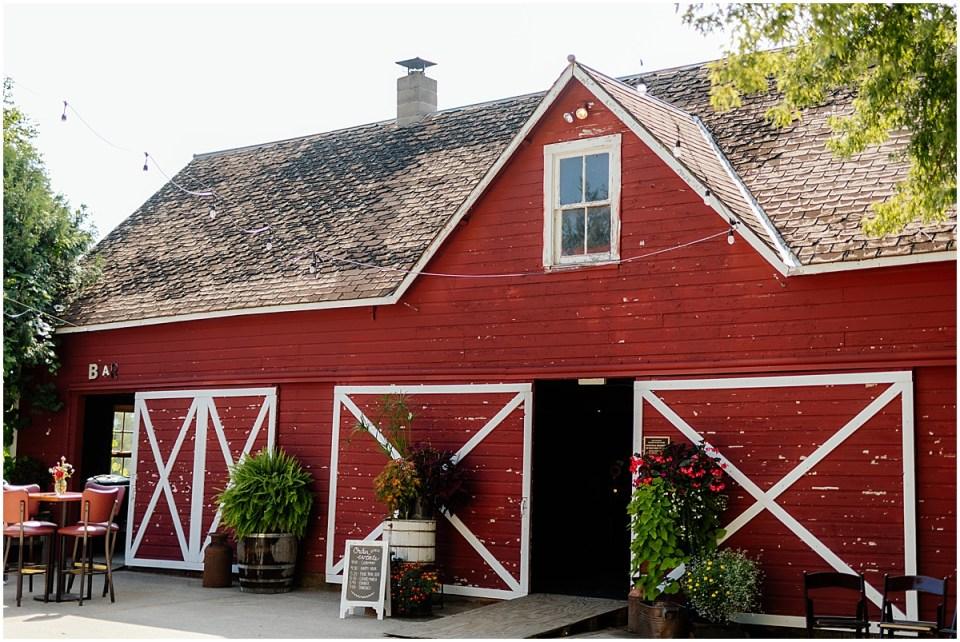 Erickson Farmstead Backyard Wedding