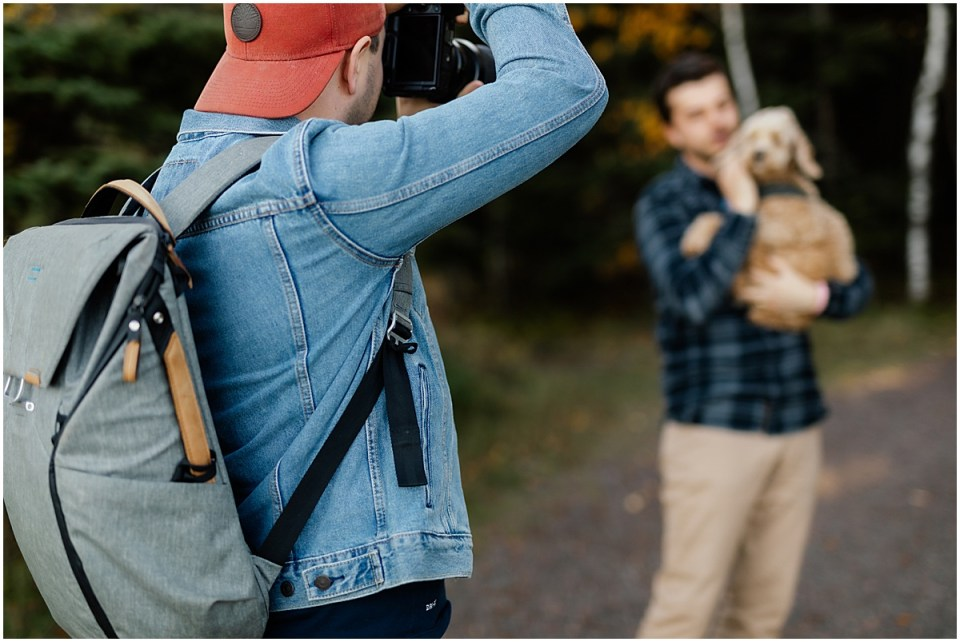 Picking your wedding photographer in Duluth, MN