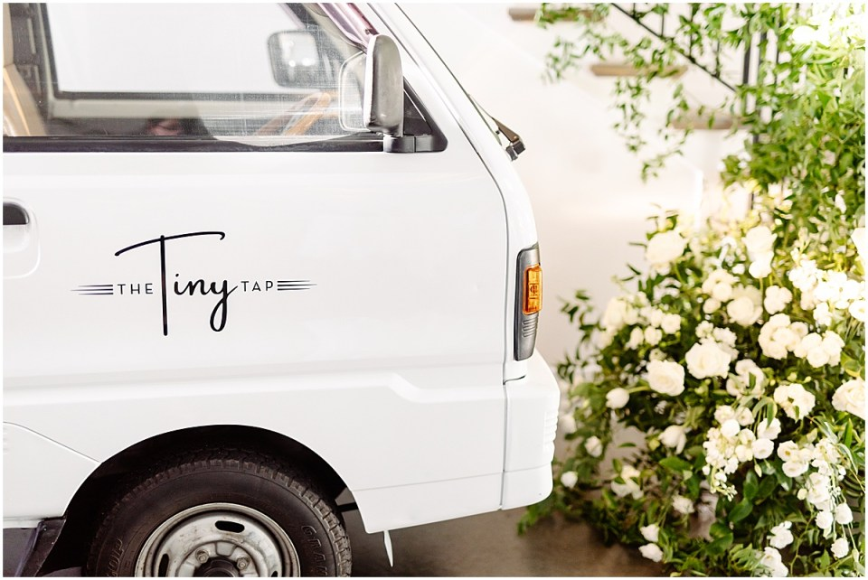 Bloomberry Floral at Hutton House with Tiny Tap
