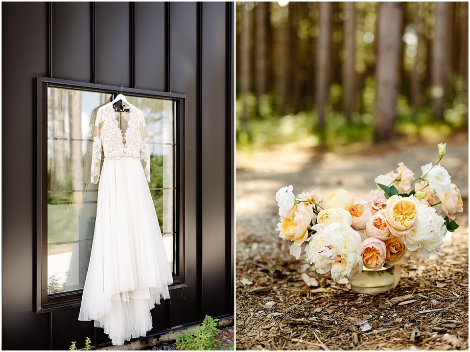 Pinewood Weddings & Events and Ashley Skeie Florals