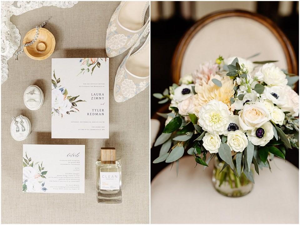 Wedding decor and details