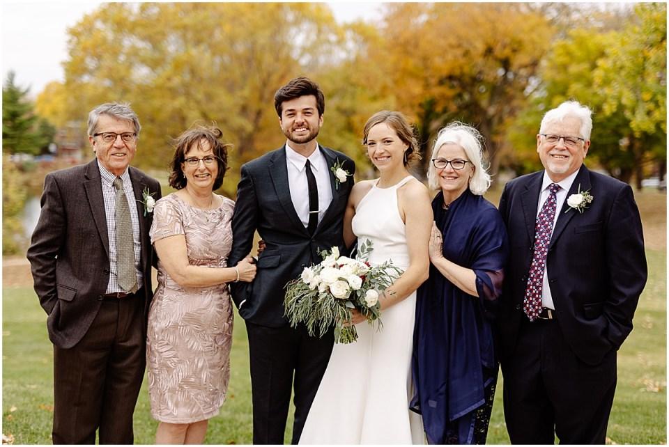 Wedding Portraits Family