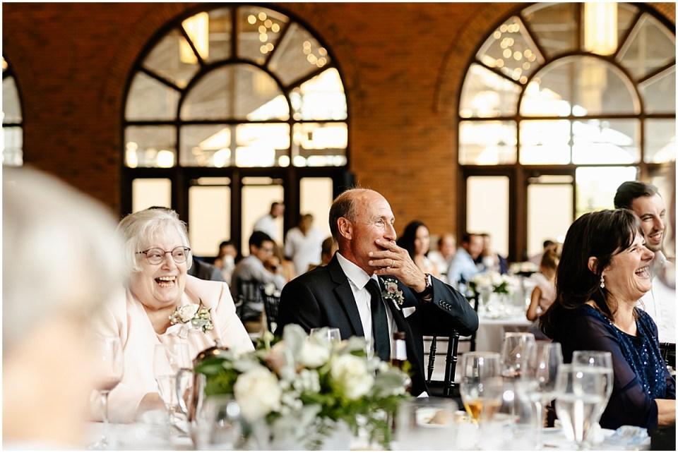 Minneapolis wedding toasts