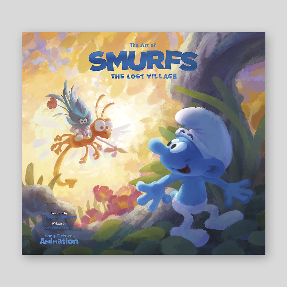 The Art Of Smurfs The Lost Village Cameron Company