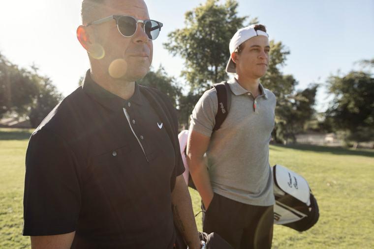 Sean Foley and Cameron Champ