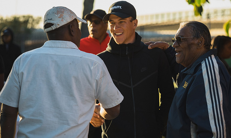 Cameron Champ Foundation volunteer opportunities