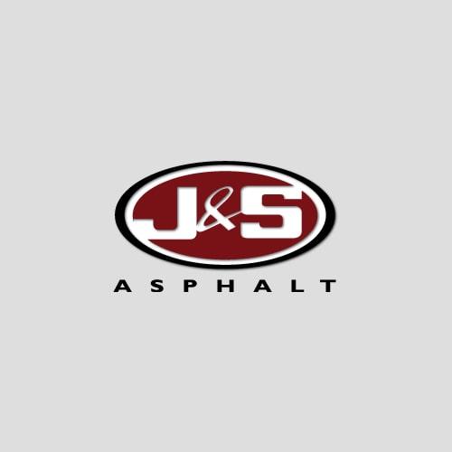 J&S Asphalt logo