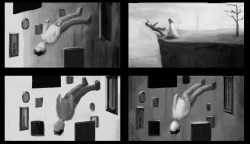 Falling Thumbnails by Jay Jackson