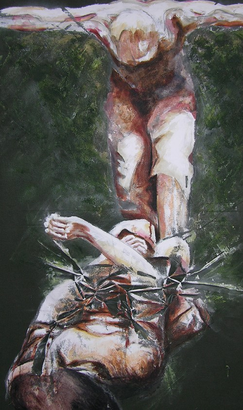 DSCN0441 - Original Painting by Cameron Dixon - Loom-web
