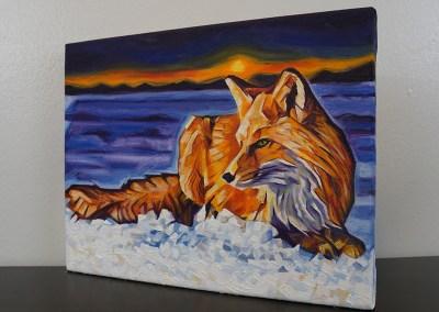 DSC00062 - 2017-03 - Painting - Twilight Fox 1080px-left-cameron-dixon