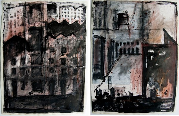 Painting Architecture Of Analogy