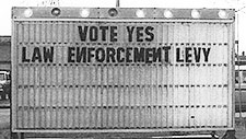 ENforcemeNt Levy!