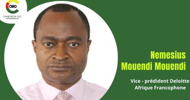 Nemesius Mouendi Mouendi, la voix du cabinet Deloitte en Afrique Centrale