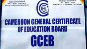 ITC and ATC scheme Cameroon GCE Examination for English Technical Schools
