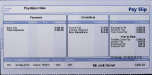 Payslips Cameroon - Online Payslips