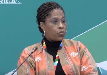 Expulsion de Nathalie Yamb de Côte d'Ivoire ? Graddh-Afrique ... dénonce une violation de la liberté d'opinion et une grave dérive dictatoriale