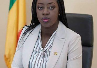 A 37 ans  elle devient SG de la Présidence