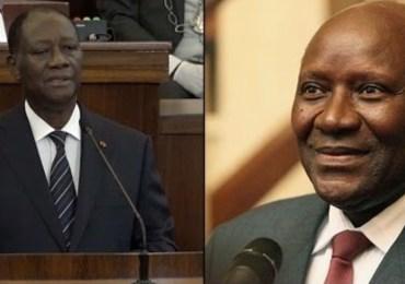 Démission en Côte d'Ivoire : La candidature à la présidentielle 2020 que cache la rupture entre Ouattara et Kablan Duncan (!?)