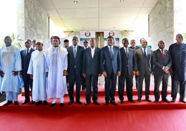 Crise politico-sécuritaire : Cinq chefs d'Etats de la CEDEAO face au casse-tête malien