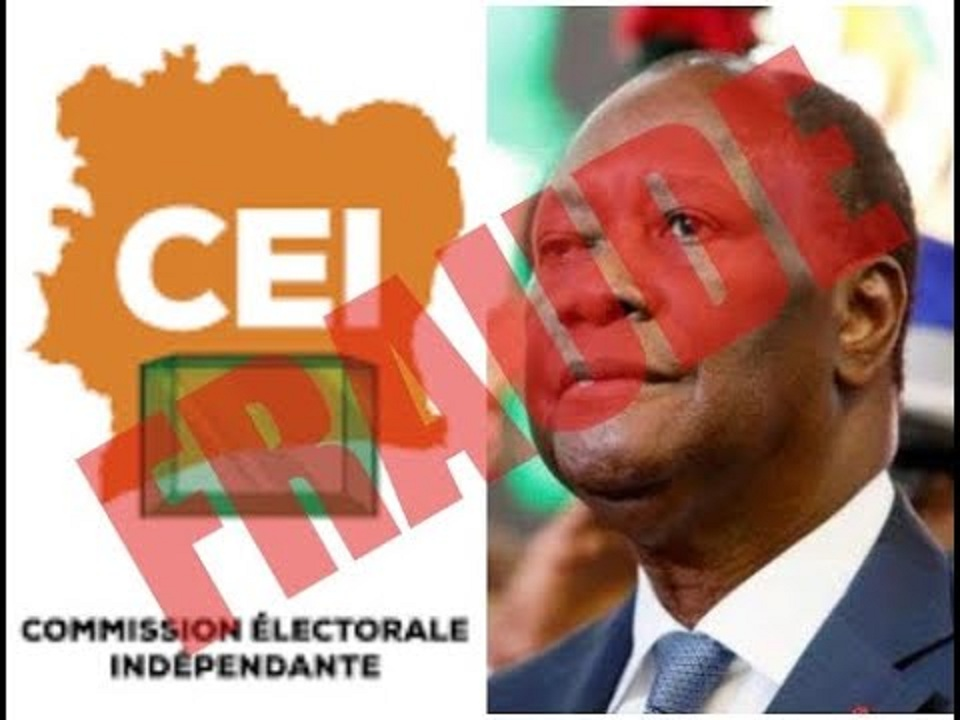 Côte d'Ivoire/Présidentielle 2020 :  La fraude,  Ouattara la prépare GI-GAN-TES-QUE ! (Blogs mediapart)