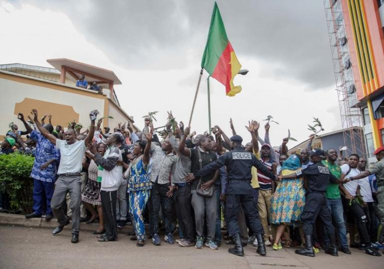 Cameroon: Heightened Crackdown on Opposition (Human Rights Watch)