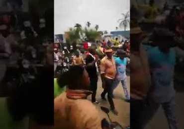 """""""22 Septembre 2020"""" au Cameroun : Douala dans la rue malgré la violence militaro-policière"""