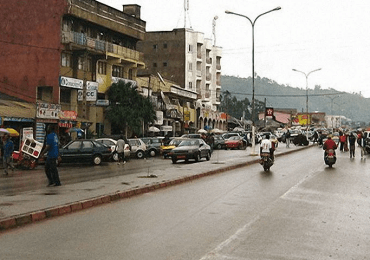 Urgent : La gendarmerie de Bamenda Up Station en feu