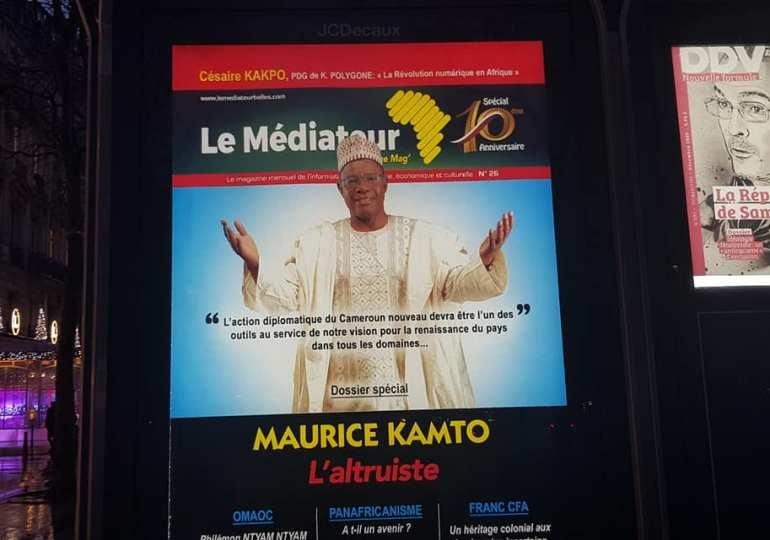France : Une autre victoire indiscutable de  Maurice Kamto