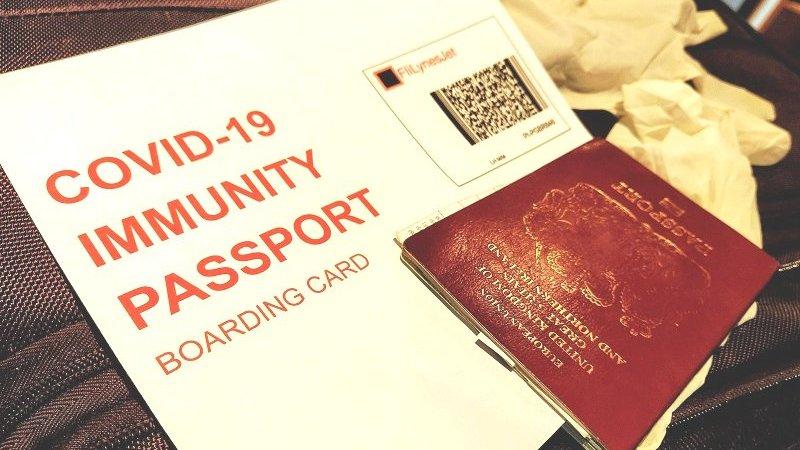 Un passeport numérique COVID-19 bientôt nécessaire pour voyager ? (TVA nouvelles)