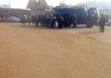 Cameroun/Escalade de la violence d'Etat : La soldatesque de Biya quadrille Bamendjou pour museler le chef Sokoudjou